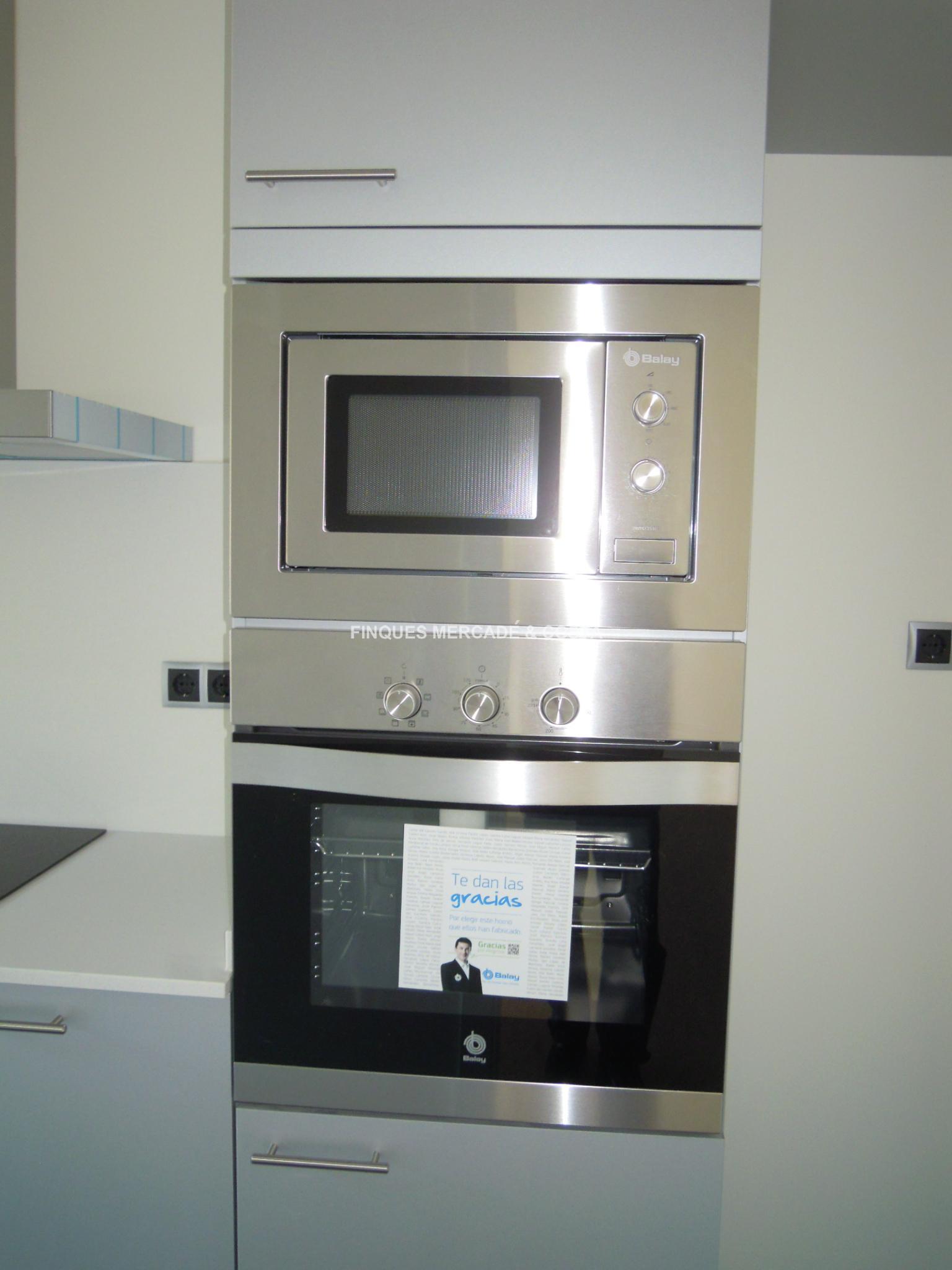 Fincas Mercad Gesti N Inmobiliaria En Castelldefels Venta Y  ~ Microondas Con Campana Extractora